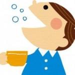 子供の風邪予防:予防接種を控えている母親におすすめ!お茶うがいを始めてみよう♪