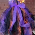 【ハロウィン仮装】子供におすすめの魔女用衣装から小物までをすべて手作りする方法!