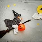 絶対着せたい!可愛すぎる赤ちゃん向けハロウィン仮装★魔女の衣装を手作りしてみよう!