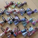 【幼稚園のバザー】人気商品のヘアアクセサリーを手作りする方法