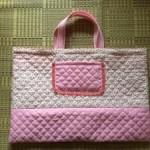 【幼稚園の入園準備グッズ】忙しいママでも大丈夫!簡単に手作りできるレッスンバッグの作り方!