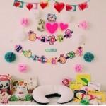 【100均で簡単手作り】赤ちゃんのハーフバースデーにおすすめの飾り付けアイディア集