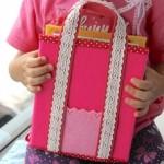 100均の材料で誰でも簡単に手作りできる布絵本の作り方!part1
