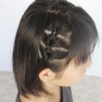 【幼稚園の卒園式・入園式】ミディアムの女の子におすすめのおしゃれヘアアレンジpart2