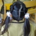 【幼稚園の卒園式・入園式】ロングの女の子におすすめのおしゃれヘアアレンジpart2