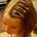 【幼稚園の卒園式】ショートの女の子におすすめのヘアアレンジ