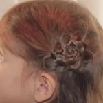 【幼稚園の卒園式】ミディアムヘアの女の子におすすめのヘアアレンジpart2