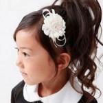 【幼稚園の卒園式】ロングヘアの女の子におすすめのヘアアレンジpart1