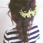 【幼稚園の卒園式】ロングヘアの女の子におすすめのヘアアレンジpart2