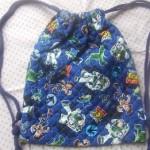 小学校の入学準備で手作りできる体操着袋の簡単で可愛い作り方