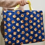 小学校の入学準備で手作りできるレッスンバッグの簡単で可愛い作り方