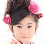 【7歳の女の子】ロングヘアで楽しめる七五三の髪型をご紹介!