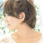 【ショートヘア】卒園式にふさわしいママのヘアスタイル!