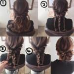 【ロングヘア】卒園式にふさわしいママのヘアスタイル!part2
