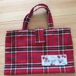 【小学校入学準備】お道具袋を手作りして子供を喜ばせよう!