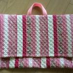 【小学校入学準備】防災頭巾カバーを手作りして子供を喜ばせよう!