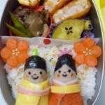 【幼稚園のお弁当】簡単に作れるお雛様弁当アイディアをご紹介!part4