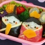 【幼稚園のお弁当】簡単に作れるお雛様弁当アイディアをご紹介!part5