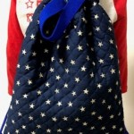 【小学校入学準備】体操着袋を手作りして子供を喜ばせよう!