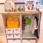 朝のバタバタを解消!幼稚園グッズのおすすめ収納アイディア