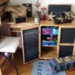 家中に散らかっているおもちゃを手作り収納ですっきり!part1