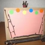 小学生の夏休み工作はおしゃれなフォトフレームを手作りしてみよう!part3
