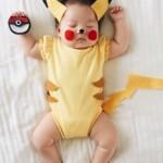 ハロウィンは赤ちゃんを仮装させて記念写真を撮ってみよう!part4